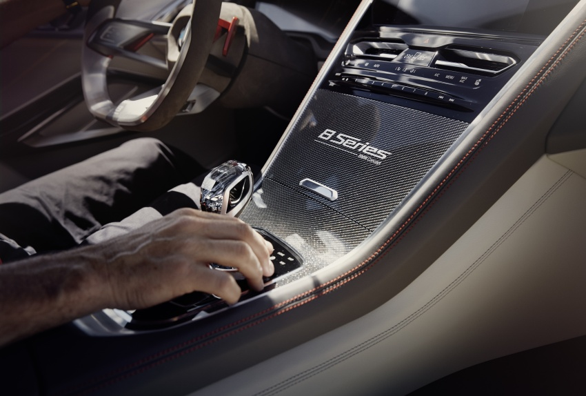 BMW Concept 8 Series shown – production in 2018 Image #664196