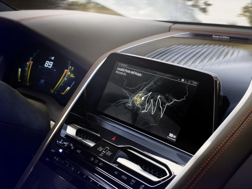 BMW Concept 8 Series shown – production in 2018 Image #664198