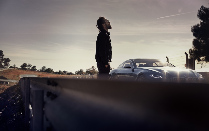 BMW Concept 8 Series shown – production in 2018 Image #664204
