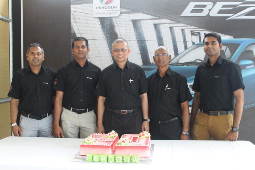 Perodua Bezza launched in Mauritius – RM70k-86k Image #652821