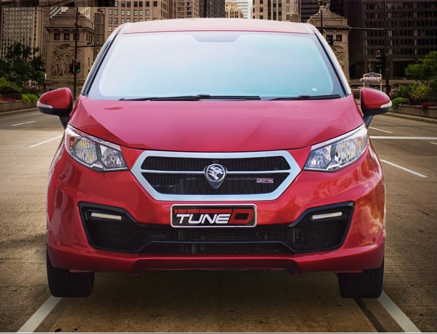 TuneD tawar kit naik taraf Saga, Preve dan Persona – harga bermula RM5,000, aerodinamik turut diuji Image #654868