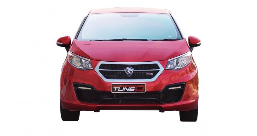 TuneD tawar kit naik taraf Saga, Preve dan Persona – harga bermula RM5,000, aerodinamik turut diuji Image #654869