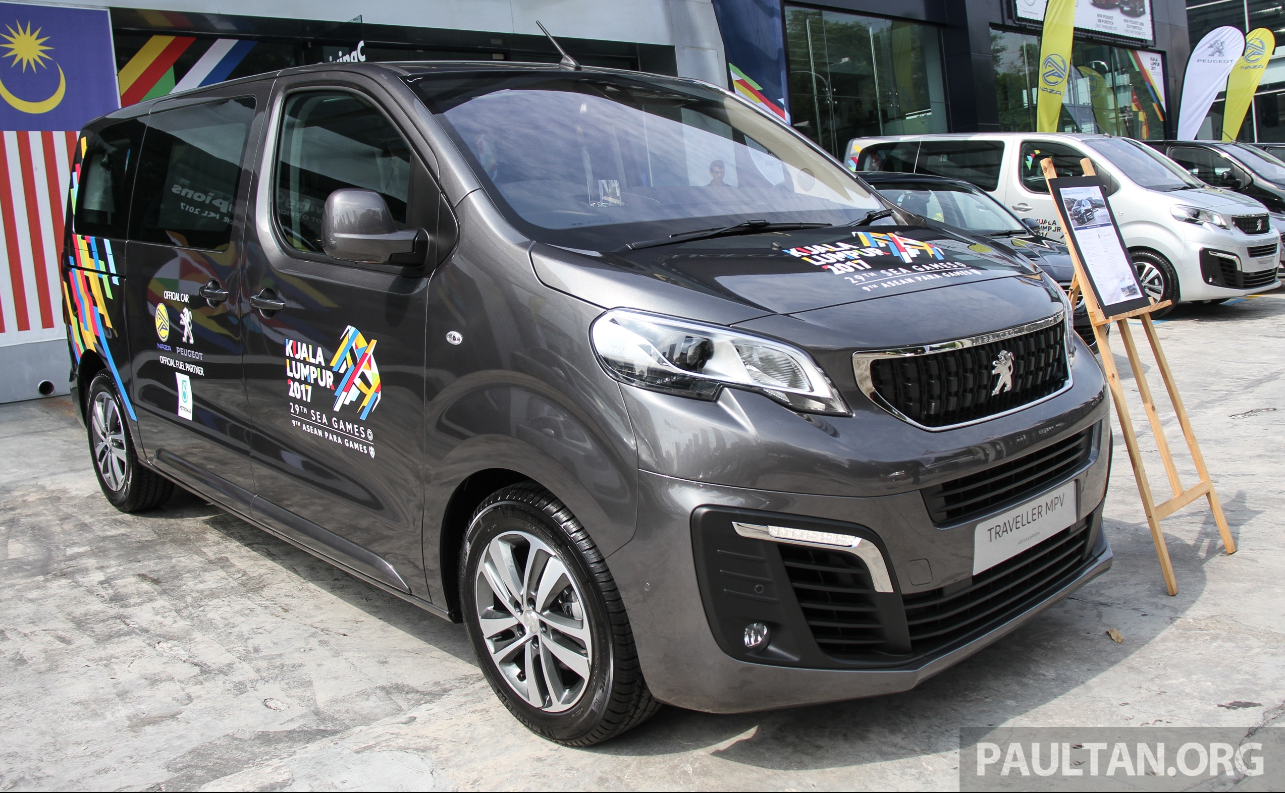 peugeot traveller previewed in malaysia 2 0l diesel eight seater mpv ckd launching in q3. Black Bedroom Furniture Sets. Home Design Ideas