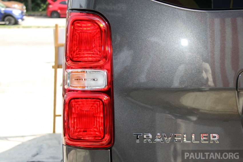 Peugeot Traveller previewed in Malaysia – 2.0L diesel, eight-seater MPV, CKD launching in Q3 Image #663806