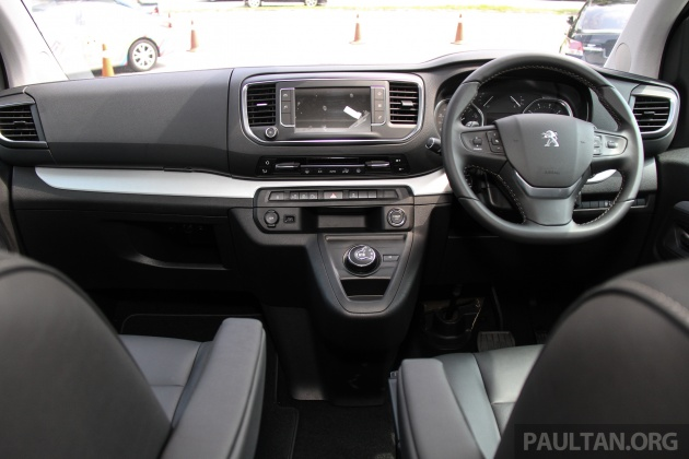 Peugeot Traveller Previewed In Malaysia 20l Diesel Eight Seater