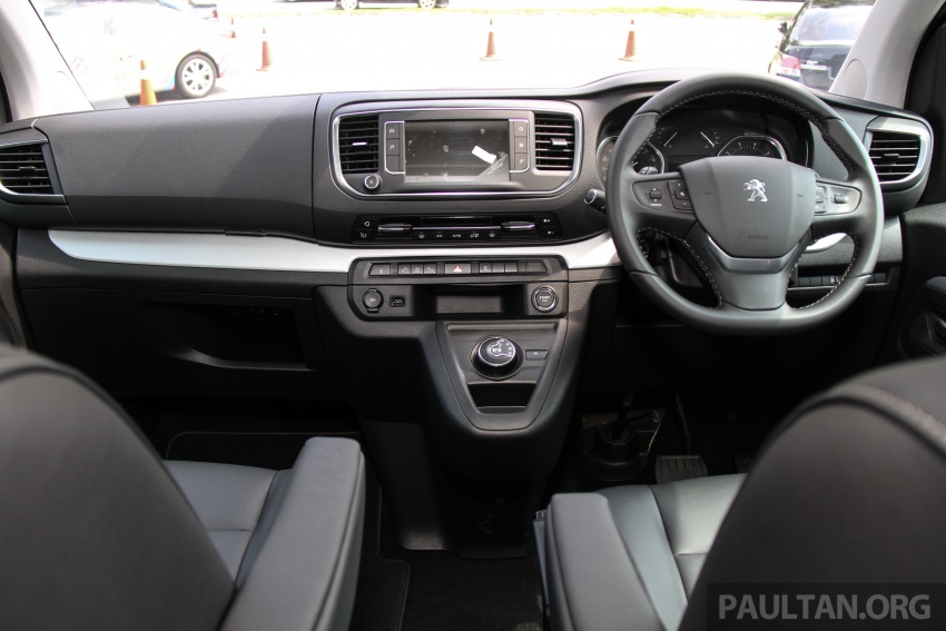 Peugeot Traveller previewed in Malaysia – 2.0L diesel, eight-seater MPV, CKD launching in Q3 Image #663847