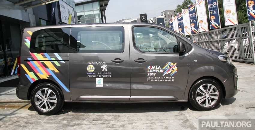 Peugeot Traveller previewed in Malaysia – 2.0L diesel, eight-seater MPV, CKD launching in Q3 Image #663809