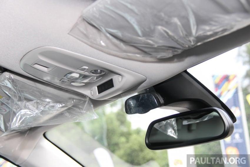 GALERI: Peugeot Traveller tampil di pusat pameran – model Standard enjin 2.0L diesel, lapan tempat duduk Image #663737