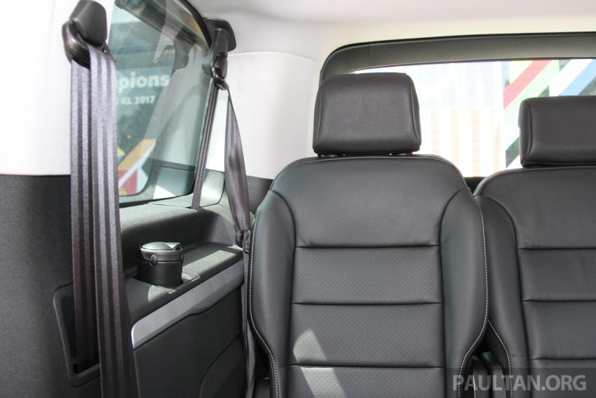 GALERI: Peugeot Traveller tampil di pusat pameran – model Standard enjin 2.0L diesel, lapan tempat duduk Image #663754