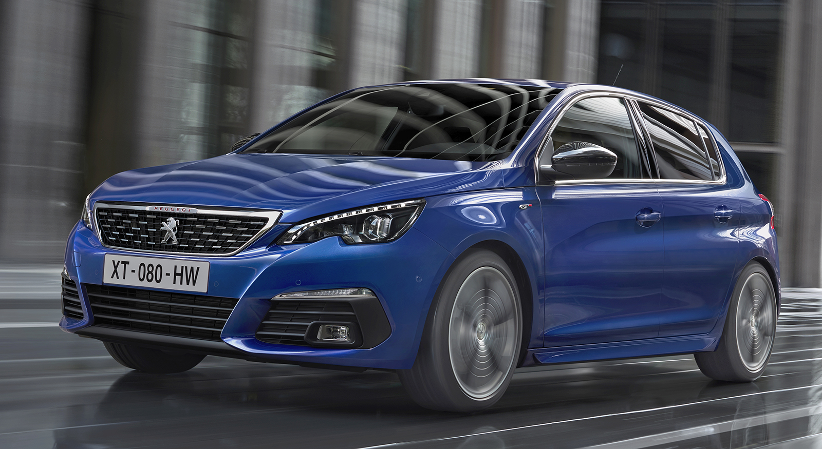 Peugeot 308 Facelift Revealed With New Engines, 8AT