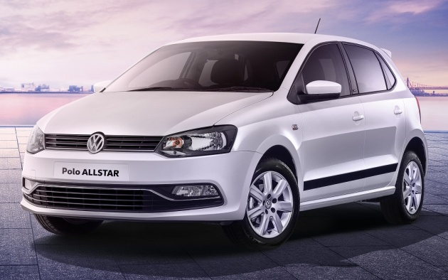 volkswagen polo allstar now available in malaysia rm6 000 worth of accessories priced at rm73 487. Black Bedroom Furniture Sets. Home Design Ideas