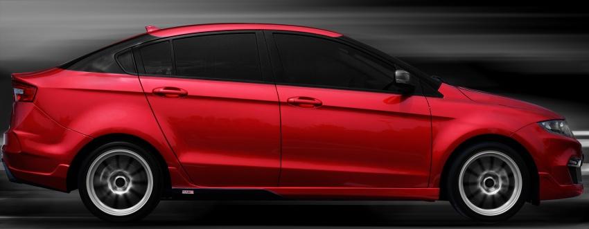 TuneD tawar kit naik taraf Saga, Preve dan Persona – harga bermula RM5,000, aerodinamik turut diuji Image #654883