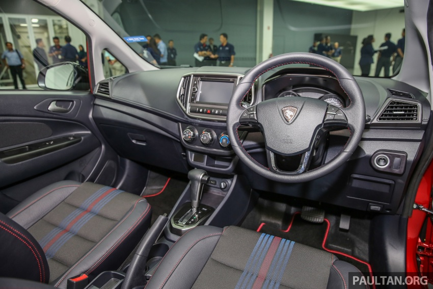 GALLERY: 2017 Proton Iriz preview – full pix, details Image #662988