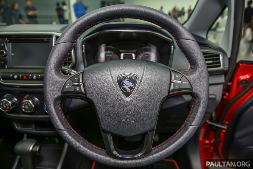 GALLERY: 2017 Proton Iriz preview – full pix, details Image #662991