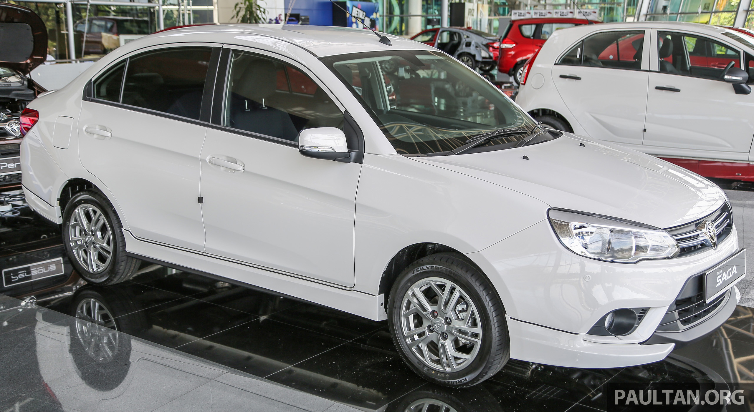 Proton Saga Gets Optional Bodykit Priced At Rm1 888 Image