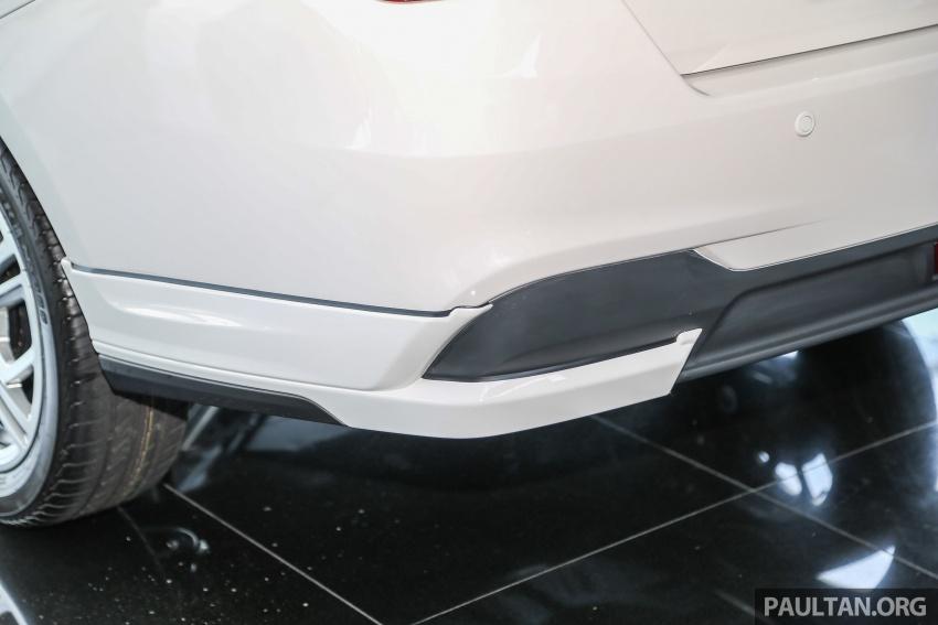 Proton Saga gets optional bodykit, priced at RM1,888 Image #660158
