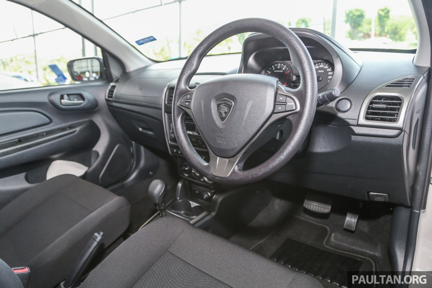 Proton Saga gets optional bodykit, priced at RM1,888 Image #660160