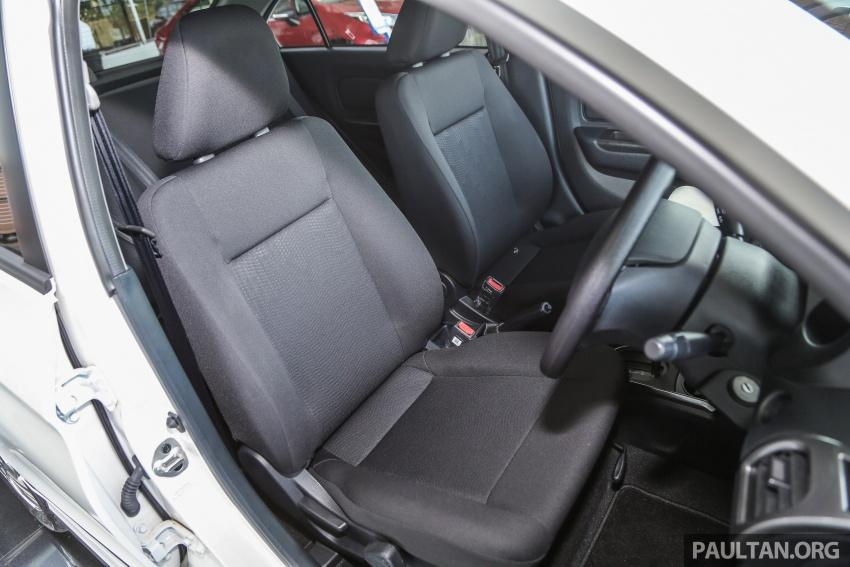 Proton Saga Premium kini didatangkan dengan kit badan opsyenal dan dijual pada harga RM47,688 Image #660223