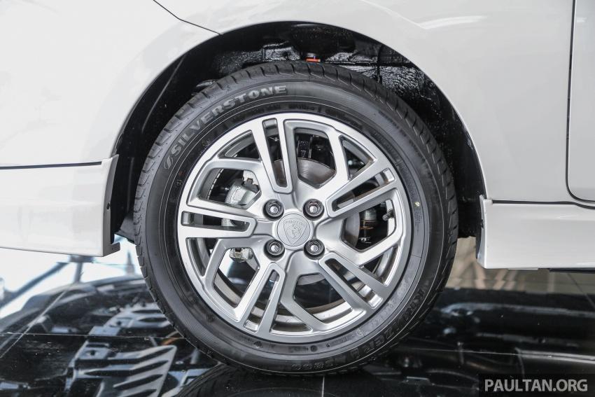 Proton Saga gets optional bodykit, priced at RM1,888 Image #660153
