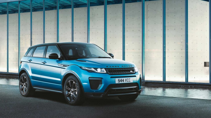 Range Rover Evoque Landmark Edition – model khas rai penghasilan 600,000 unit sepanjang enam tahun Image #655927