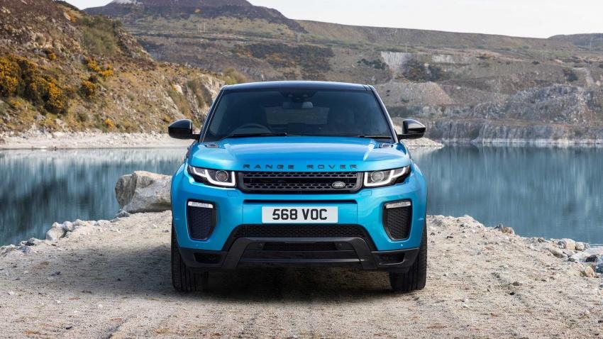 Range Rover Evoque Landmark Edition – model khas rai penghasilan 600,000 unit sepanjang enam tahun Image #655925