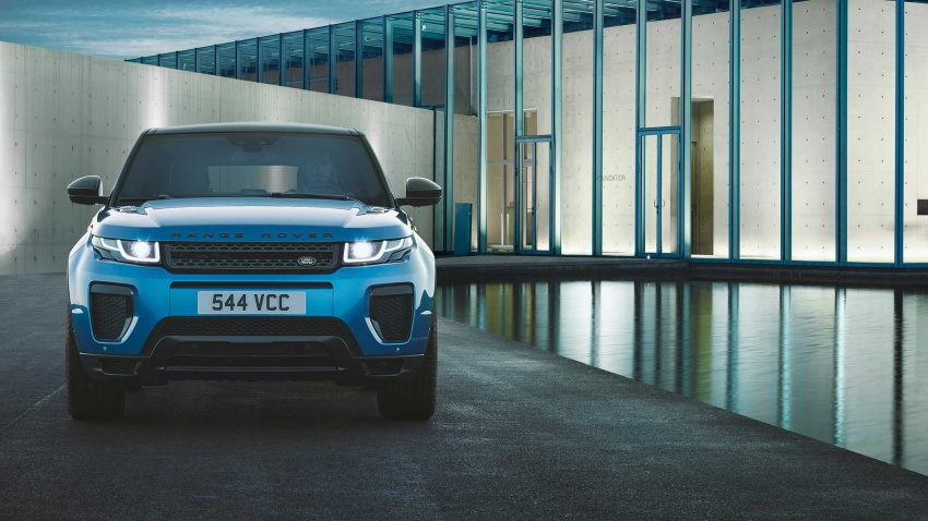Range Rover Evoque Landmark Edition – model khas rai penghasilan 600,000 unit sepanjang enam tahun Image #655924