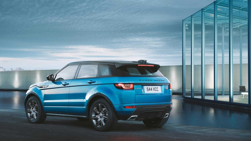 Range Rover Evoque Landmark Edition – model khas rai penghasilan 600,000 unit sepanjang enam tahun Image #655921