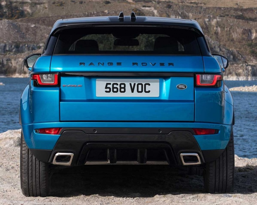 Range Rover Evoque Landmark Edition – model khas rai penghasilan 600,000 unit sepanjang enam tahun Image #655907