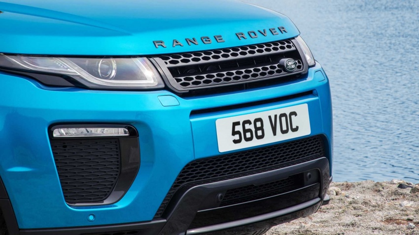 Range Rover Evoque Landmark Edition – model khas rai penghasilan 600,000 unit sepanjang enam tahun Image #655916