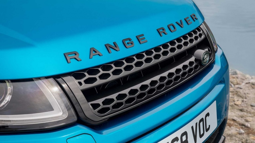 Range Rover Evoque Landmark Edition – model khas rai penghasilan 600,000 unit sepanjang enam tahun Image #655915