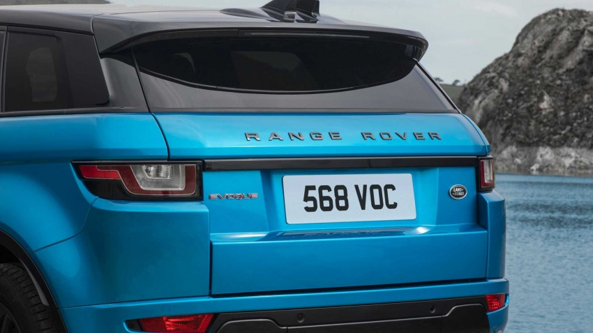 Range Rover Evoque Landmark Edition – model khas rai penghasilan 600,000 unit sepanjang enam tahun Image #655913