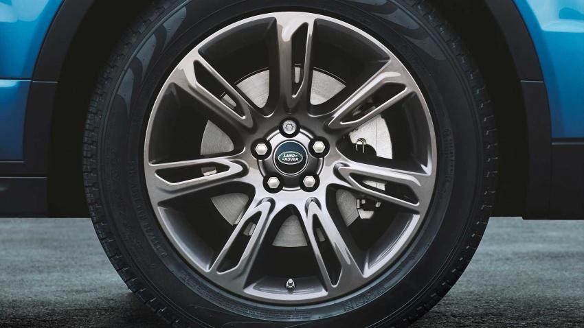 Range Rover Evoque Landmark Edition celebrates 600,000 units in six years achievement Image #655824
