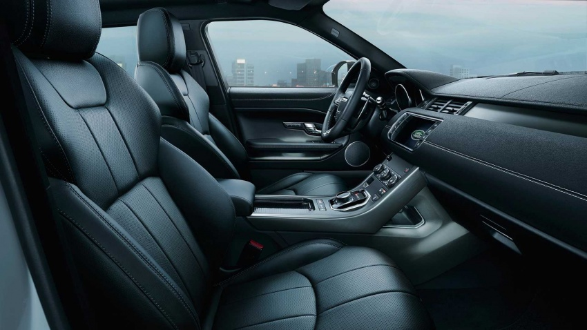 Range Rover Evoque Landmark Edition celebrates 600,000 units in six years achievement Image #655825