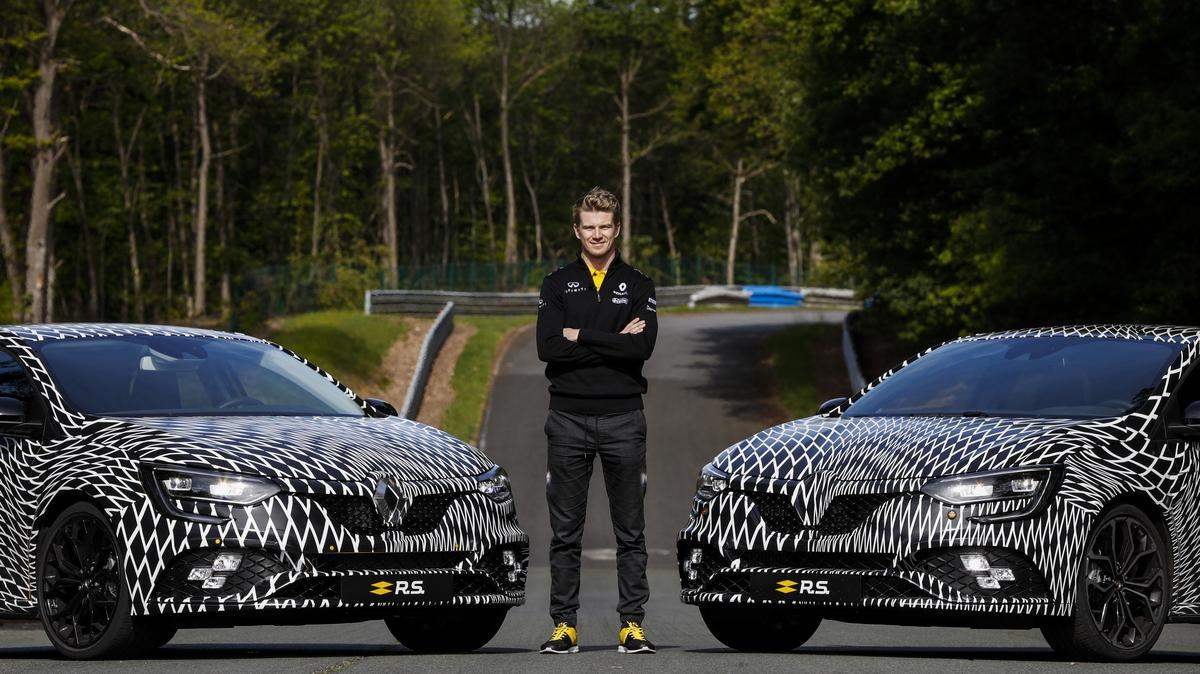 Renault Megane RS previewed at Monaco GP – manual and twin-clutch EDC  options,