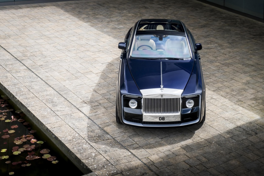 Rolls-Royce Sweptail – one man's dream comes true Image #665167