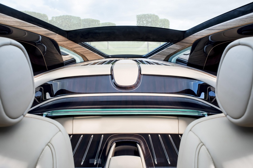 Rolls-Royce Sweptail – one man's dream comes true Image #665171