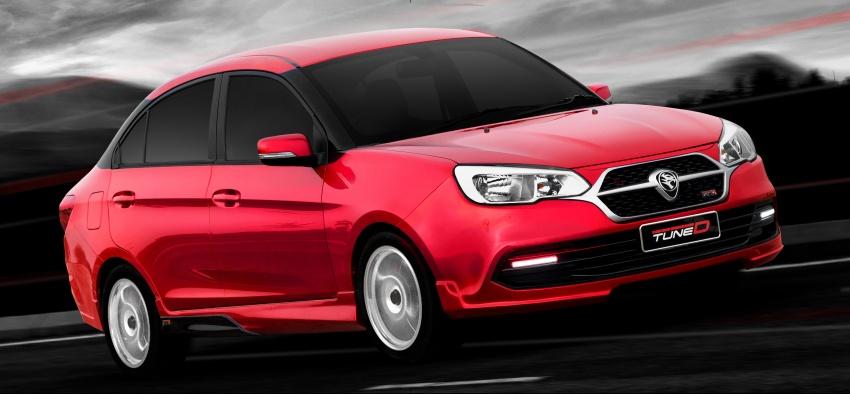 TuneD tawar kit naik taraf Saga, Preve dan Persona – harga bermula RM5,000, aerodinamik turut diuji Image #654876