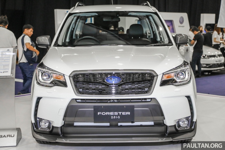 Subaru Forester 2.0i-S officially previewed in Malaysia Image #658081