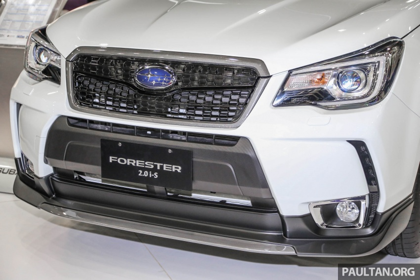 Subaru Forester 2.0i-S officially previewed in Malaysia Image #658083