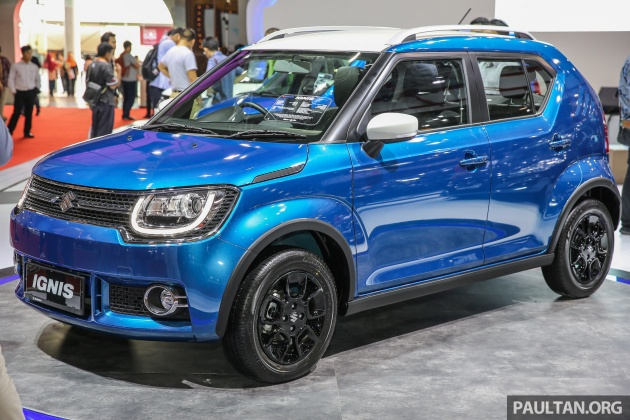 iims 2017 suzuki ignis   a funky city car that we want