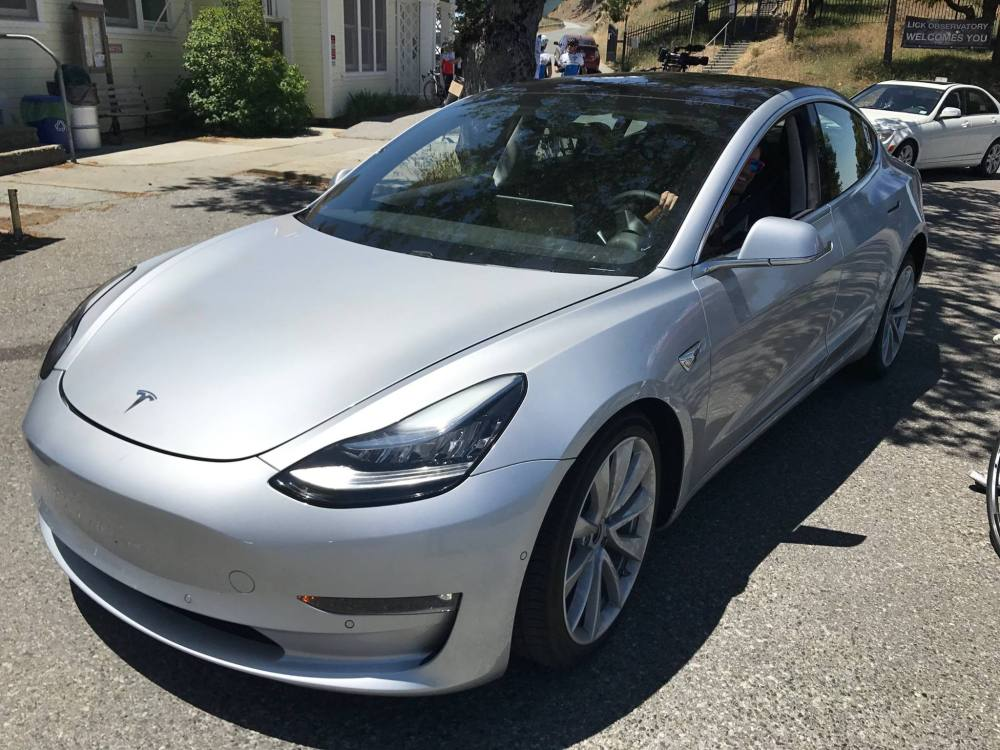 tesla model 3 production to start this week deliveries begin this month ahead of schedule. Black Bedroom Furniture Sets. Home Design Ideas