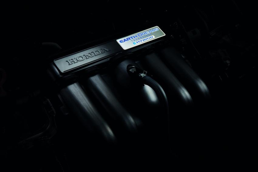 Honda Jazz Sport Hybrid i-DCD dan facelift untuk versi petrol di buka untuk tempahan bagi pasaran Malaysia Image #656959