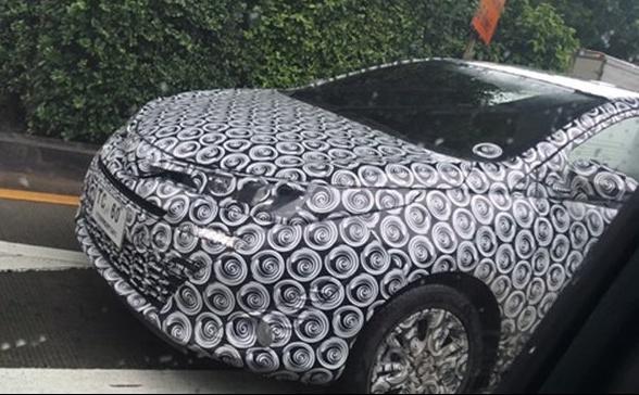 SPIED: Next-gen Toyota Vios seen testing in Thailand? Image #666616