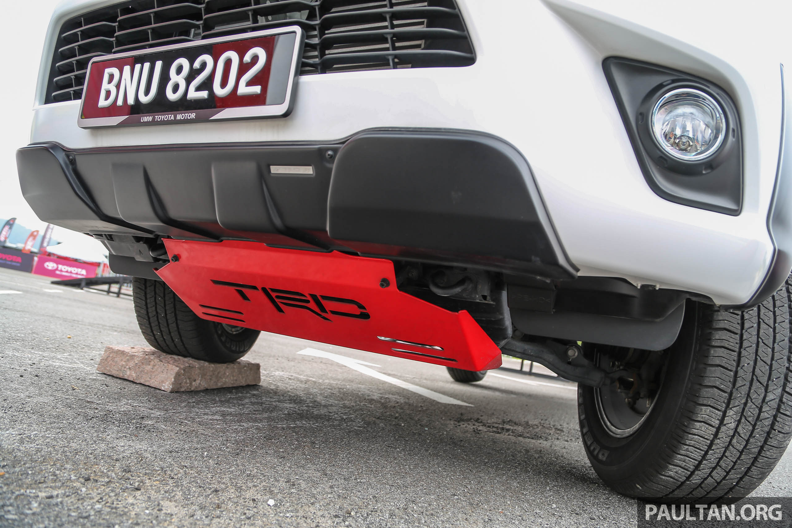 Gallery Toyota Hilux 2 4g With Trd Accessories Image 658188