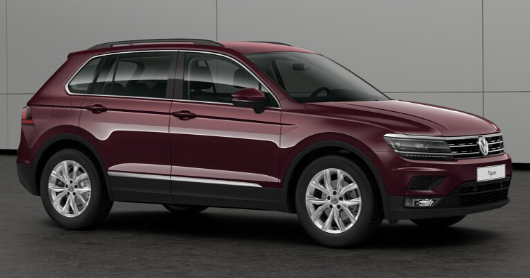 Volkswagen Tiguan Production Ramped Up In Malaysia New