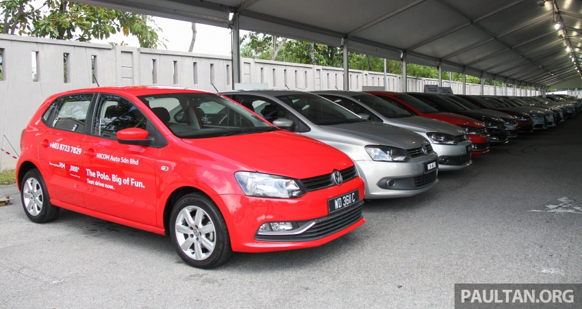 Volkswagen Raya deals – Polo Sedan as low as RM38k Image #660620