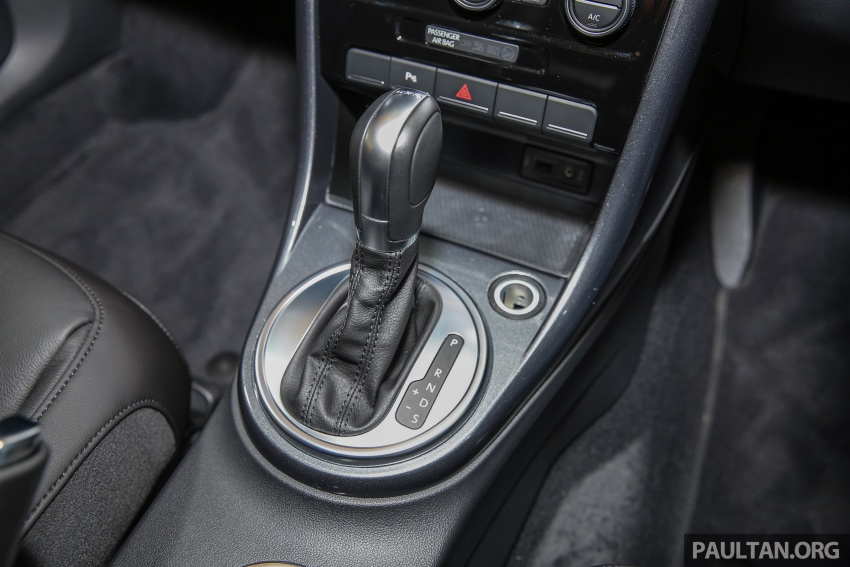 Volkswagen Beetle 1.2L TSI baharu diperkenalkan di Malaysia – varian Design dan Sport, harga dari RM137k Image #662686