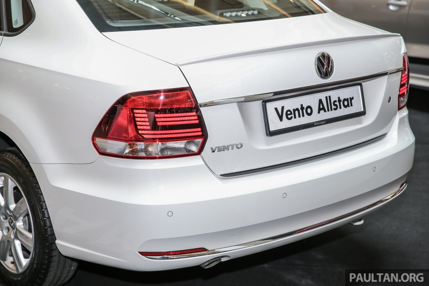 Volkswagen Vento Allstar and GT editions launched – from RM78,888, added kit at a lower price Image #662586