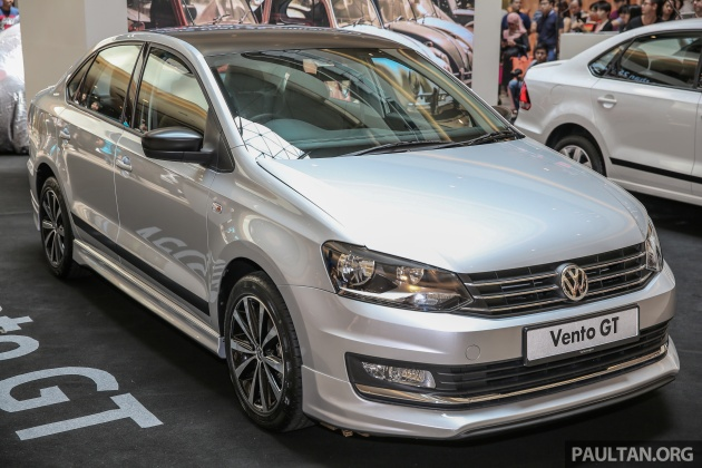 Volkswagen Vento Allstar and GT editions launched - from