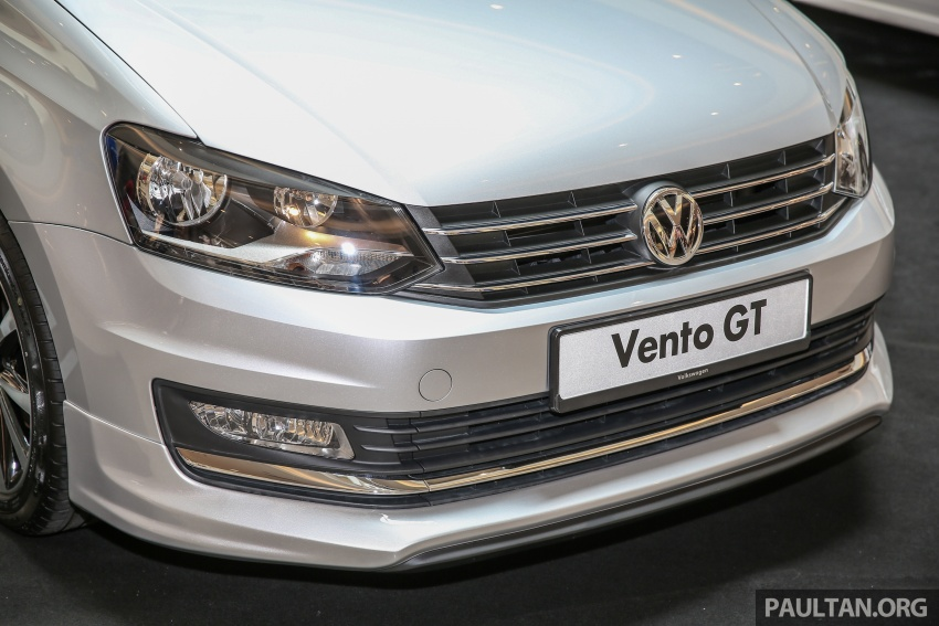 Volkswagen Vento Allstar and GT editions launched – from RM78,888, added kit at a lower price Image #662606